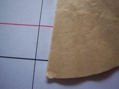 How to make honeycomb paper balls (13)