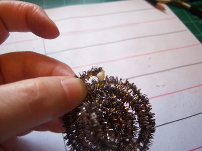 How to make honeycomb paper balls (50)