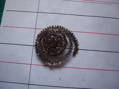 How to make honeycomb paper balls (44)