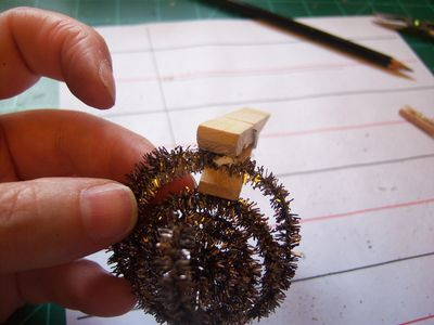 How to make honeycomb paper balls (51)